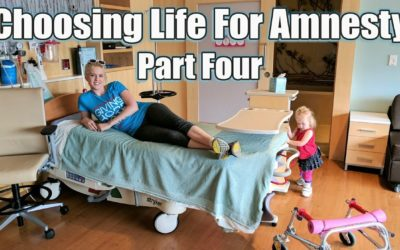 Choosing Life For Amnesty Part 4 – Little Girl With Spina Bifida Thanks DR's