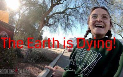 Christian Debates Life with an Environmentalist