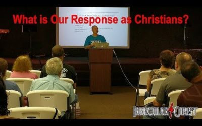 How Should People Respond to Abortion – Part 2 of Full Teaching