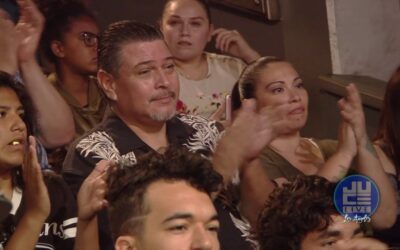 Choosing Life for Amnesty Makes TBN's JUCE TV